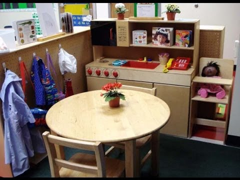 Dramatic play center tour youtube for The home ideas centre