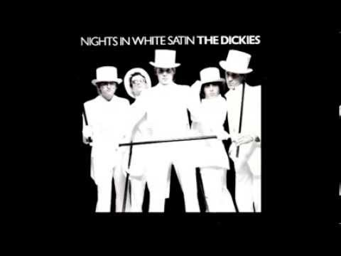 The Dickies - Knights In White Satin - Rare '7