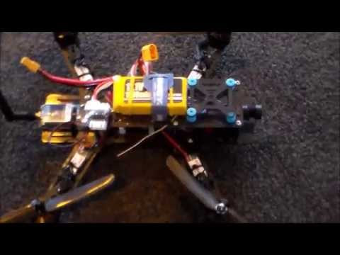 FPV 250 mini quadcopter (check list before flying)