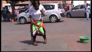 Nolundi Bomela 2016 SATMA nominee @Langa in Cape Town