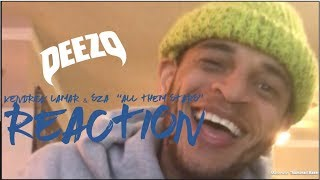 """Kendrick Lamar ft SZA """"All The Stars 