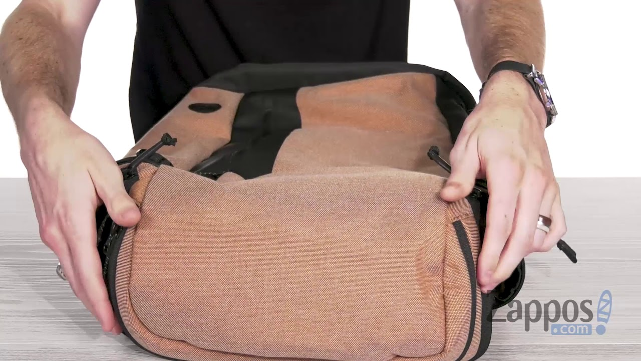 e51db37fcb5e0 Dakine Concourse Backpack 30L SKU  9065530 - YouTube