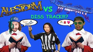DragonForce x Alestorm Song Collab - Extreme Power Metal vs Pirate Metal