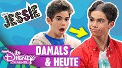 JESSIE - Damals & Heute | Disney Channel