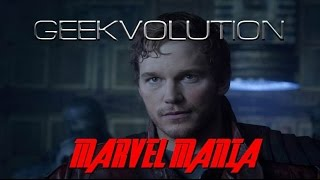 Marvel Mania Day 39 | Guardians of the Galaxy