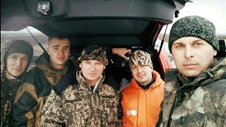 Трейлер,Весенняя охота на гуся 2019,в московской области.Открытие охоты.