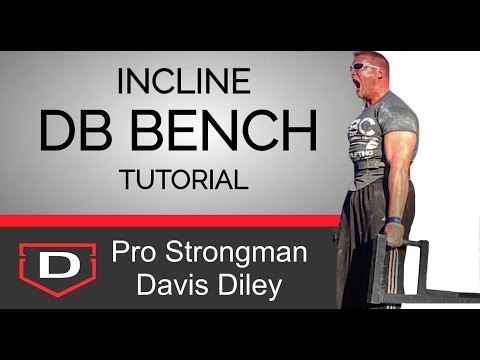 Incline Dumbbell Press – Quick Tips