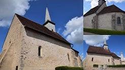Église de Dommartin - Passion Nièvre