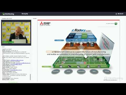 Seminer: Sanayi 4.0, CC‑Link teknolojisi & e-F@ctory  CLPA ile