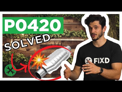P0420 - Meaning, Causes, Symptoms, & Fixes | FIXD Automotive