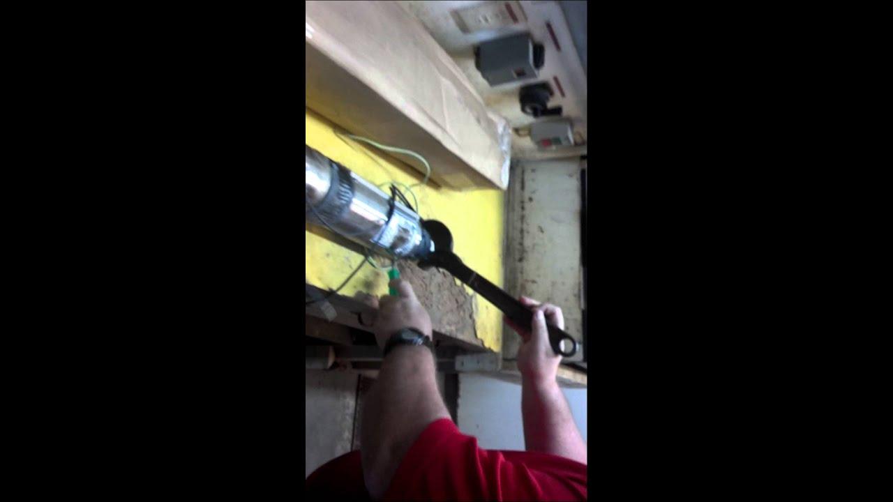 Testing Submersible Pump