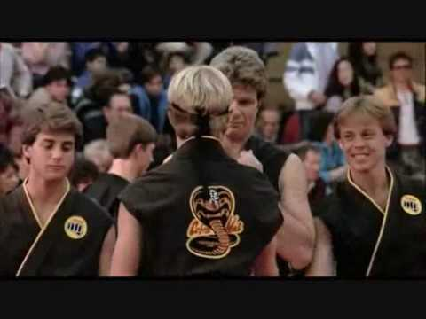 Karate Kid - You're The Best Around - Extended Fight Version - Joe Esposito