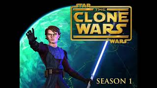 Star Wars The Clone Wars Staffel 1 Folge 1-22 Hörspiel (Deutsch)