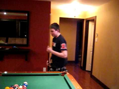 Epic pool billiards fail youtube for Epic pool show