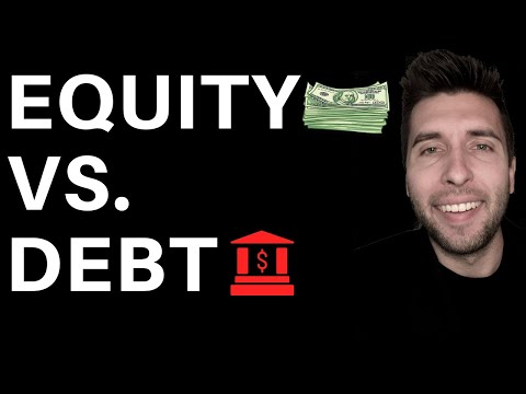 Structuring your business acquisitions: Equity & debt explained
