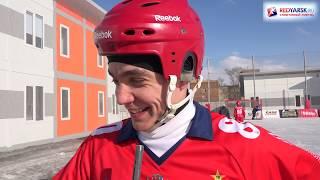 Смотреть видео Алмаз Миргазов после матча Енисей-Динамо Москва 08 03 2018 онлайн