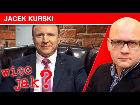 WIĘC JAK? Jacek Kurski