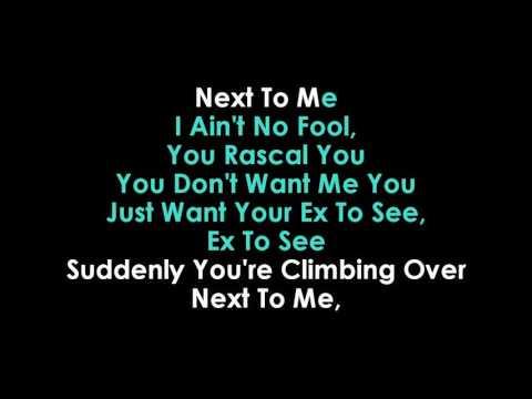 Sam Hunt   Ex to See karaoke  | Golden Karaoke
