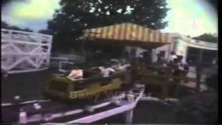 IDORA PARK Youngstown, Ohio   see rides, roller coasters   the 1984 fire that closed the park forever