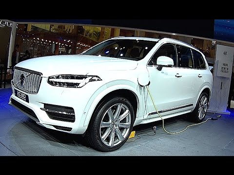 new volvo xc 90 2016 2017 interior exterior youtube. Black Bedroom Furniture Sets. Home Design Ideas