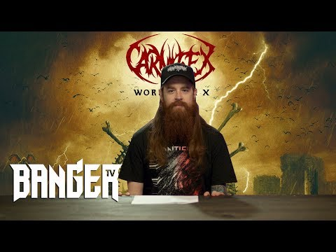 CARNIFEX - World War X Album Review | Overkill Reviews
