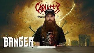 CARNIFEX - World War X Album Review Overkill Reviews