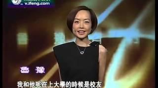 """鲁豫有约 康辉:""""国脸""""的台前幕后"""