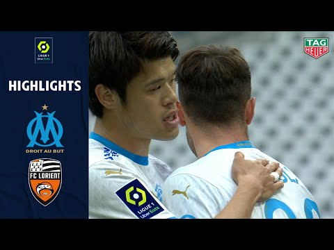Marseille Lorient Goals And Highlights
