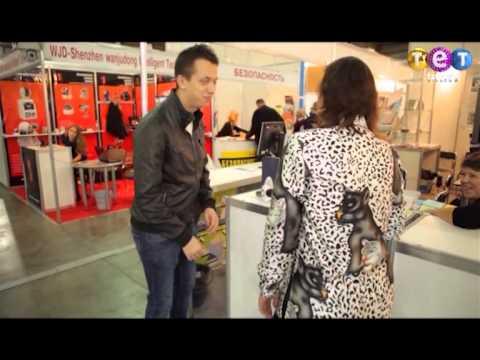видео: Дурнев +1: На выставке безопасности