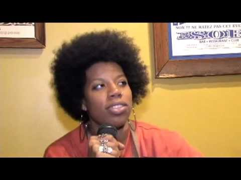 Georgia Anne Muldrow speaks on the Seeds/Children (Part 1) - Out Da Box TV