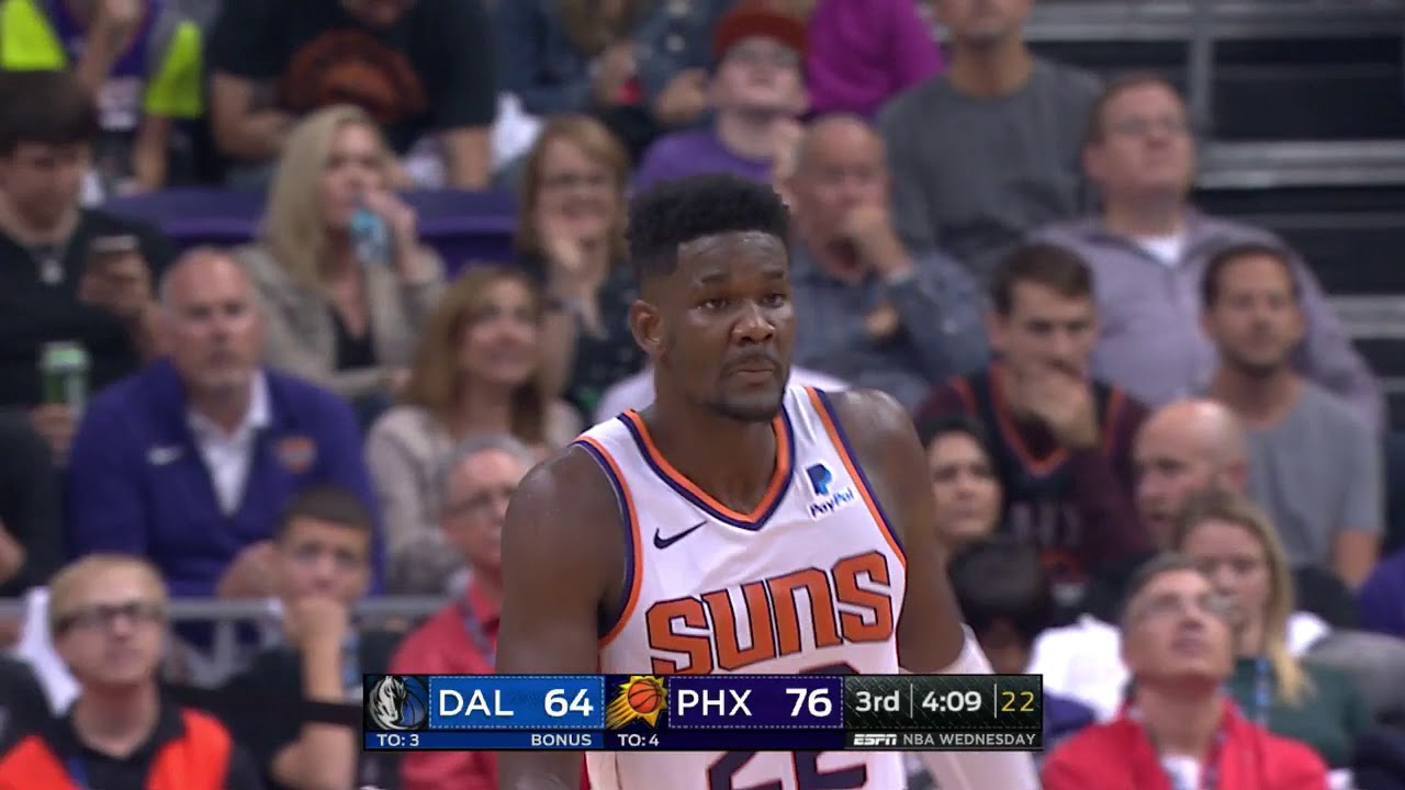 deandre-ayton-and-luka-doncic-battle-in-first-career-nba-game-october-17-2018
