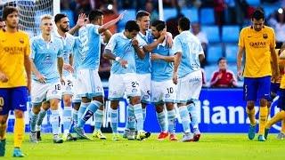 HIGHLIGHTS ● La Liga ► Celta Vigo 4 vs 1 Barcelona - 23 Sep 2015 | English Commentary