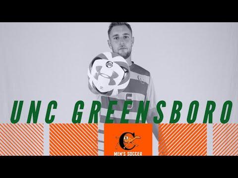 Campbell Men's Soccer Vs UNCG | 9/13/19