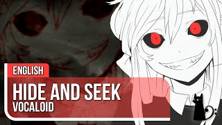 """Hide and Seek"" (Vocaloid) English Cover by Lizz Robinett"