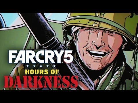 FAR CRY 5 - NOVA DLC -  Bunker secreto Gameplay em Português PT-BR CO-OP