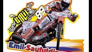 Speedway Round 7 GP 2009 Malilla SWE