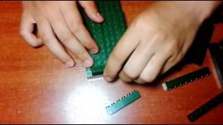 як зробити чохол з лего