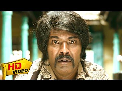 Mundasupatti   Tamil Movie   Scenes   Clips   Comedy   Ramdoss finds the truth   Muniskanth Comedy