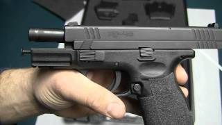 Springfield XD .40 Tour/Review
