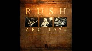 Working Man - Rush - ABC 1974