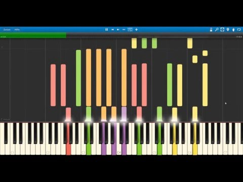 Lord of the Rings: The Fellowship of the Ring - Howard Shore | Synthesia