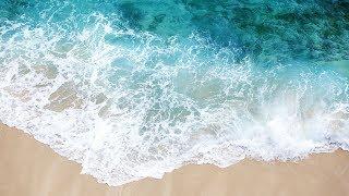 Футаж  Море, песок, волна