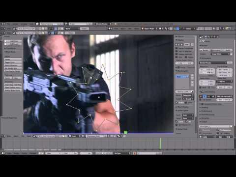 SciFi-Weapon Effect Tutorial for Blender Part 2 - Muzzle Flash