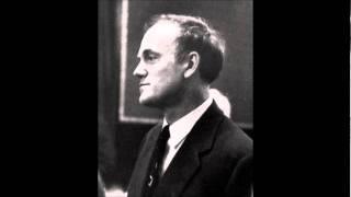 Sviatoslav Richter plays Poulenc - Aubade, Concerto choréographique for Piano and 18 Instruments