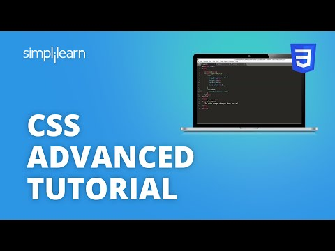 CSS Advanced Tutorial to Understand the A-Z Of CSS