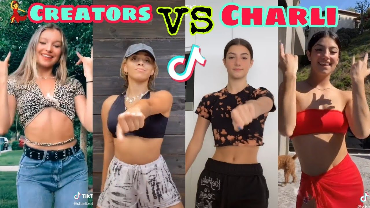 Download Dance Creators vs Charli D'amelio TikTok Compilation
