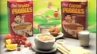Post Fruity/Cocoa Pebbles CM Compliation (Barney, MY PEBBLES!)