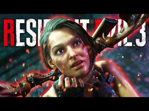 NEMESIS IS AMAZING | Resident Evil 3 - Part 1