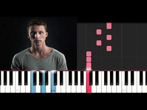 Nf - Lie (Piano Tutorial)