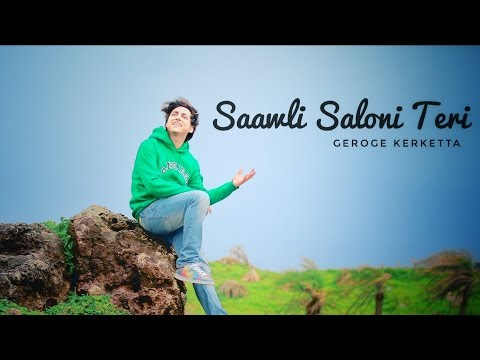 Kumar Sanu Songs - Saawli Saloni Teri  / New Cover Song Unplugged Version 2018 / George Kerketta /